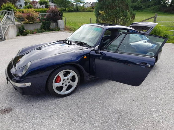 enemigo Oferta Viva  Porsche 911 segunda mano, coches Porsche 911 Carrera 4 S de ocasión Cádiz