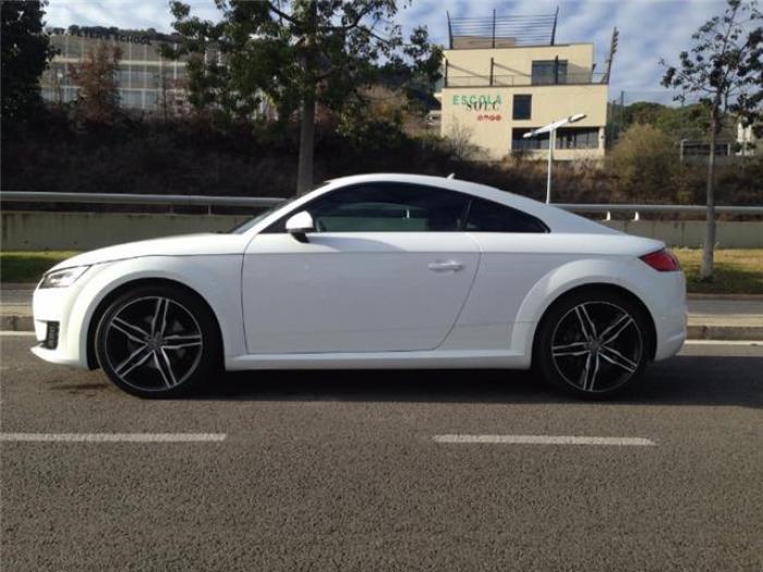 Audi TT COUPE segunda mano, coches Audi TT COUPE de ...