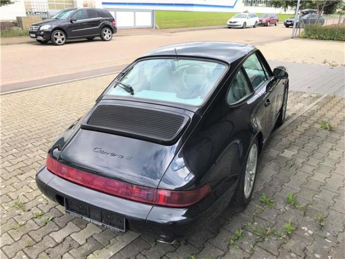 Porsche 964 Segunda Mano Coches Porsche 964 De Ocasión Salamanca