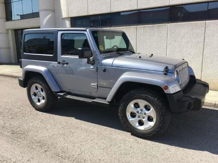 jeep wrangler segunda mano, coches jeep wrangler de ocasión jaen