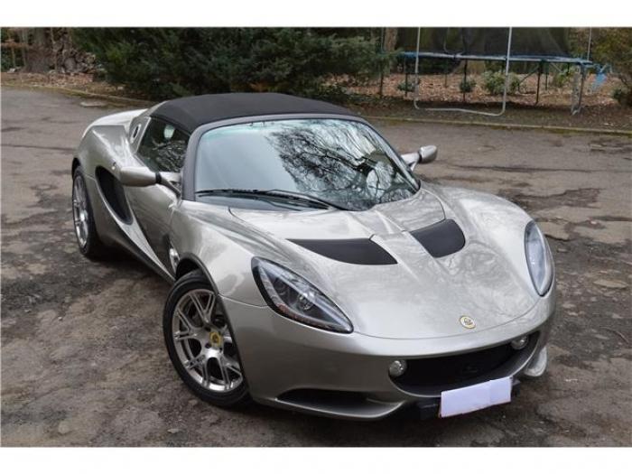 661632ff7ec8 Lotus Elise segunda mano, coches Lotus Elise 1.8i R de ocasión Bilbao