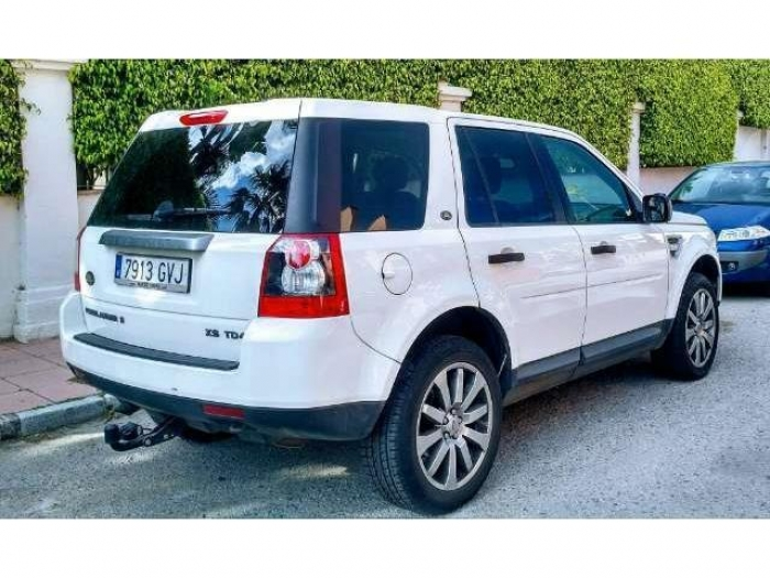 land rover freelander segunda mano, coches land rover freelander 2.2