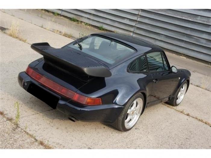Porsche 964 Segunda Mano Coches Porsche 964 Carrera 4 Wtl De