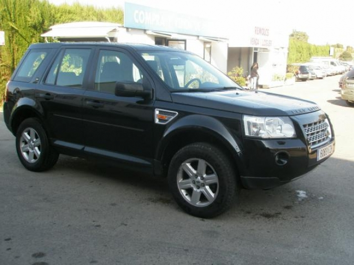 land rover freelander-2 segunda mano, coches land rover freelander-2