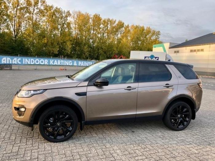 diversos estilos ahorre hasta 60% brillante en brillo Land Rover DISCOVERY Sport segunda mano, coches Land Rover ...