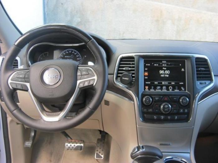 jeep grand cherokee 3.0 crd segunda mano, coches jeep grand cherokee