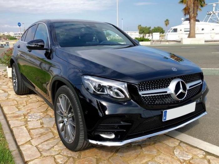 isla loco Patrocinar  Mercedes-Benz GLc segunda mano, coches Mercedes-Benz GLc 250 Coupé d 4Matic  Aut. de ocasión Madrid