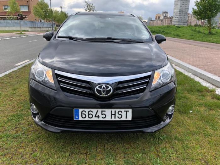 Fuera de servicio Tendencia auricular  Toyota Avensis Wagon segunda mano, coches Toyota Avensis Wagon de ocasión  Valencia