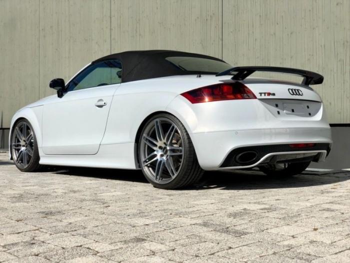 Audi TT RS segunda mano, coches Audi TT RS Roadster 2.5 ...